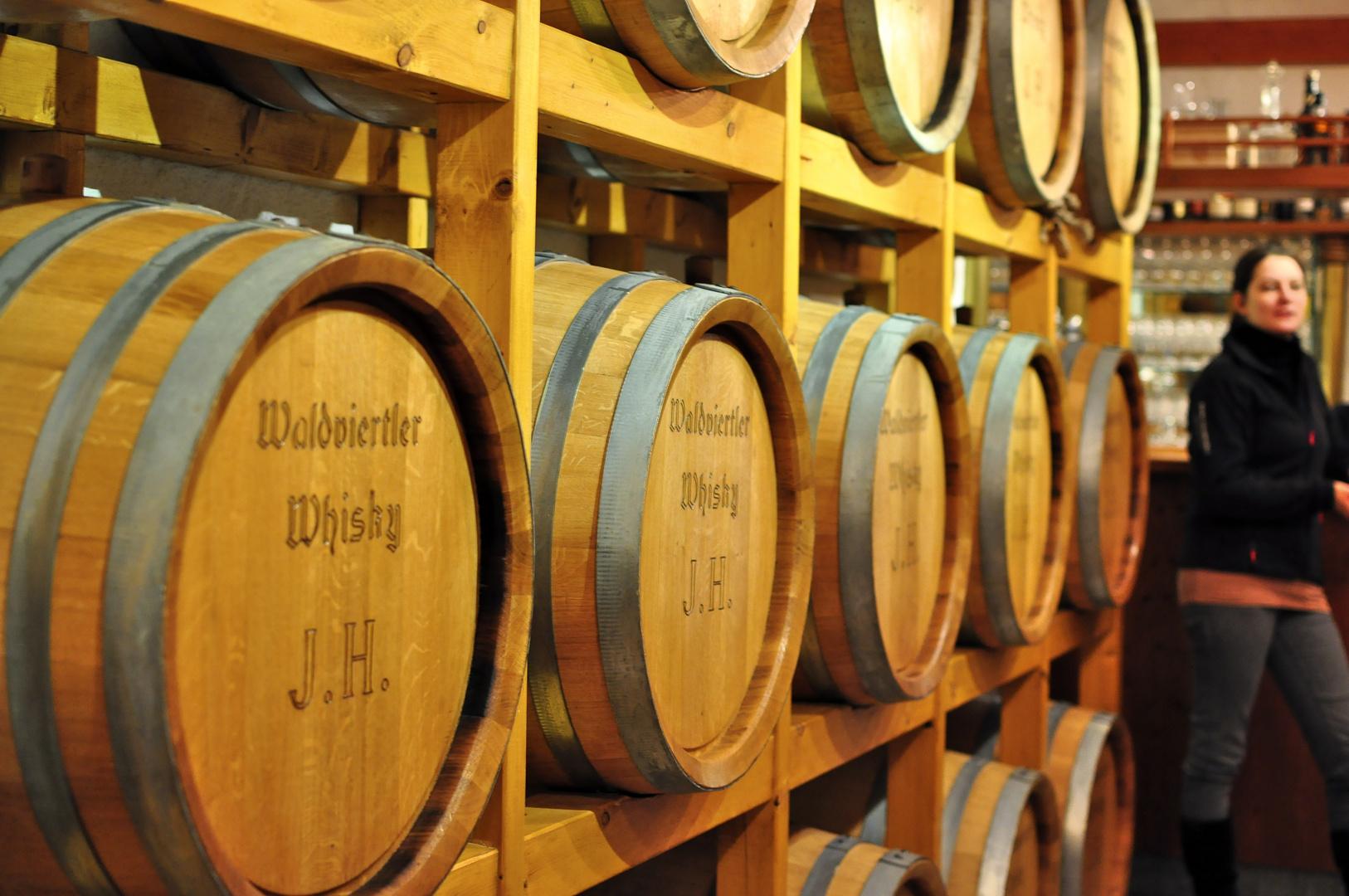 Whiskeybrennerei Roggenhof