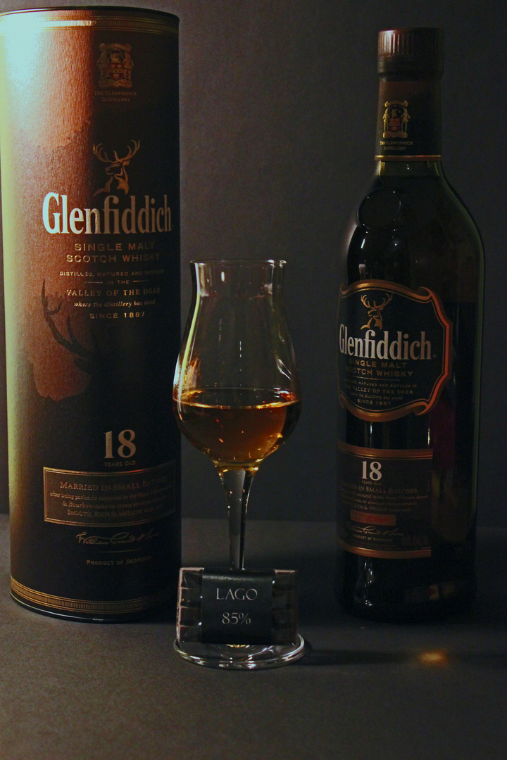 Whisky meets Chocolate