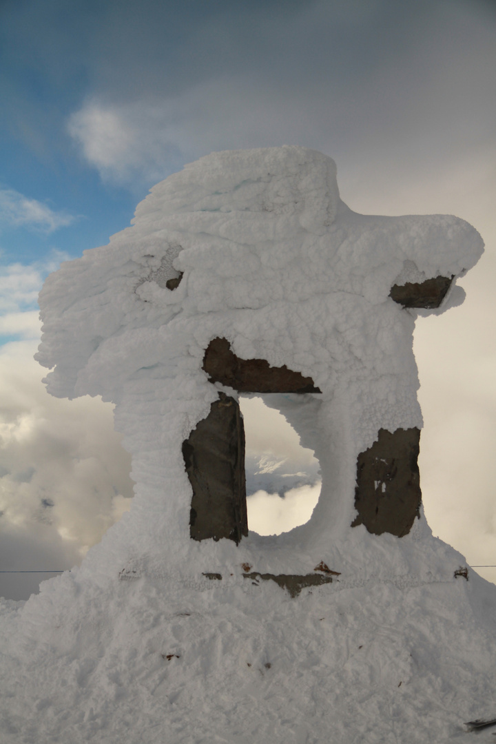 Whistler - Canada.....über den Wolken
