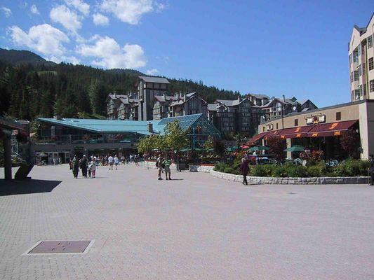 Whistler in British Columbia