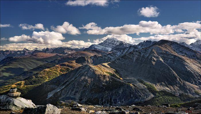 Whistler's Peak