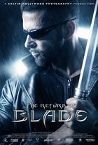 WHITE BLADE made by Calvin Hollywood