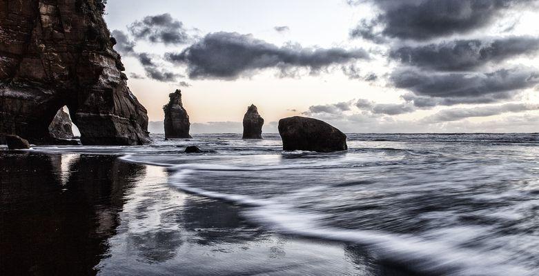 White Cliffs, Neuseeland