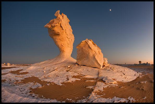 [ ... white desert ]