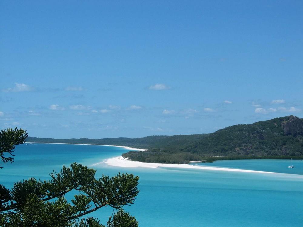 White Heaven Beach - Traumstrand