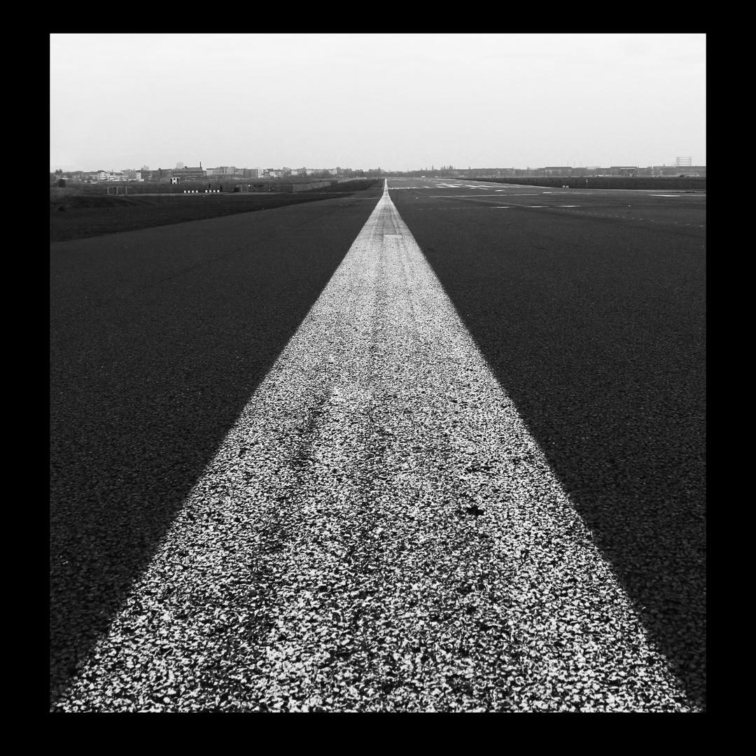 White Line - Berlin Tempelhof