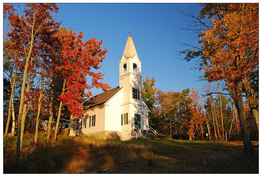 White Mountain Church