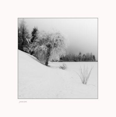 white on black drawing - 1