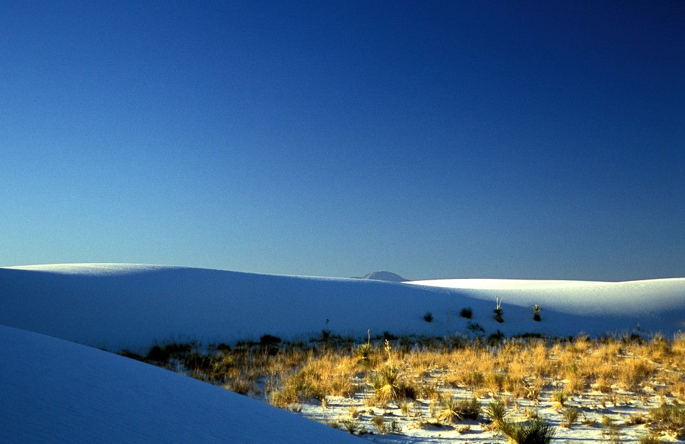 White Sands NM / Shadows