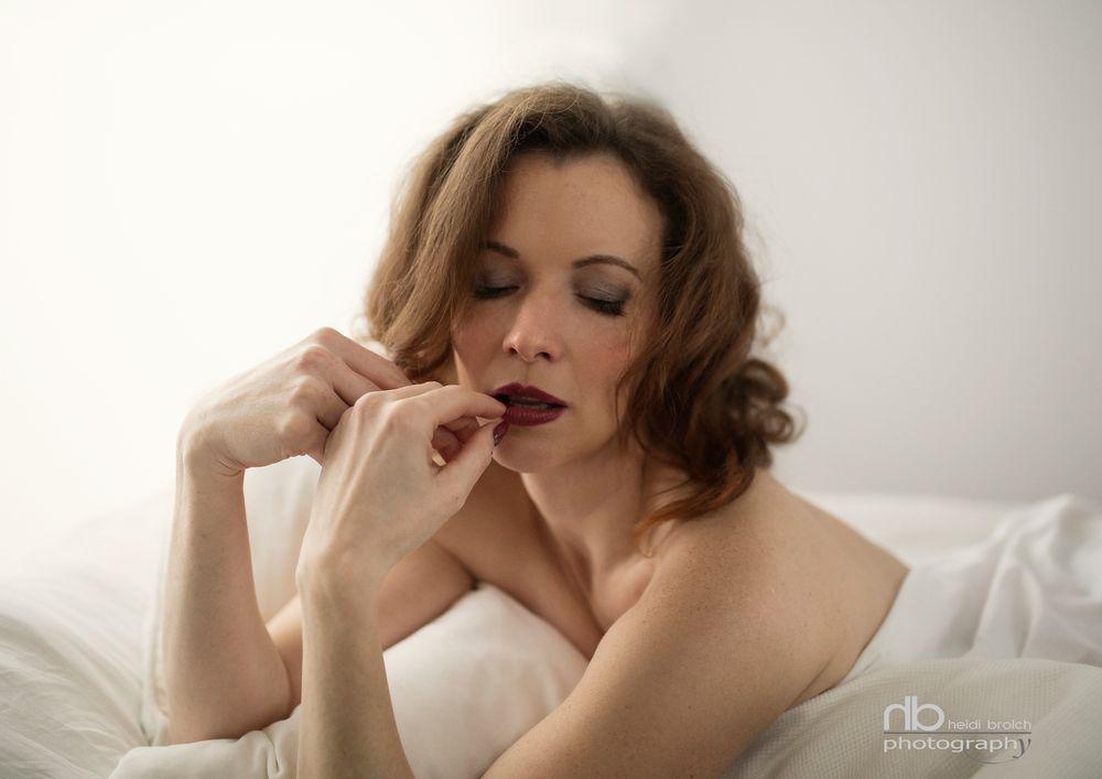 white sheets sensual