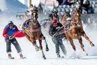 White Turf 2013 - St. Moritz