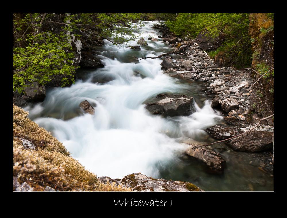 Whitewater I