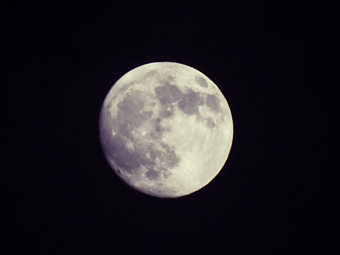Who is the Man in the Moon?