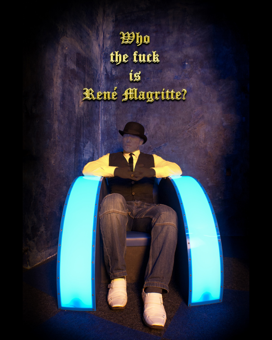 Who the fuck is René Magritte