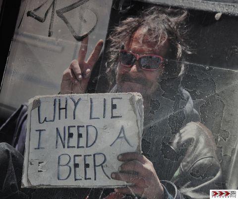 WHY LIE ...