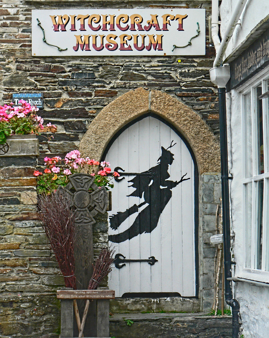 Wichcraft Museum, Boscastle