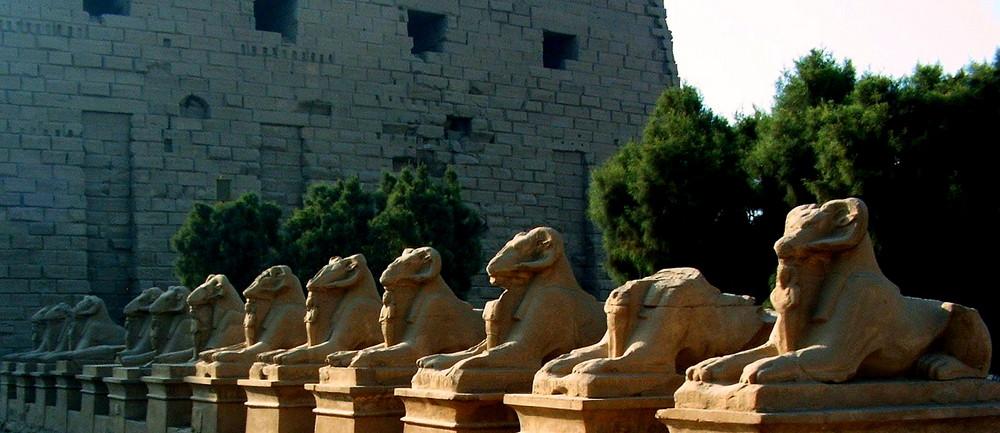 Widdersphingen Karnak
