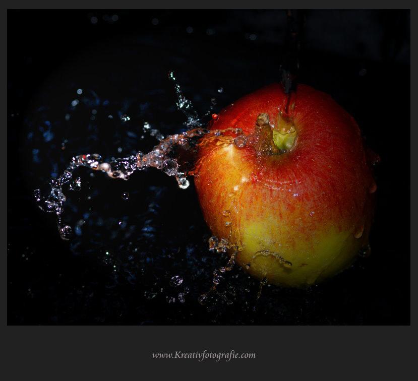 Wie bekommt man Apfelschorle ?
