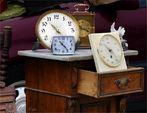 Wie dazumal - alte Uhren
