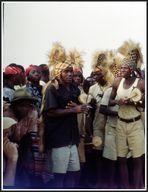 Wie Dazumal-Einheimische in Liberia