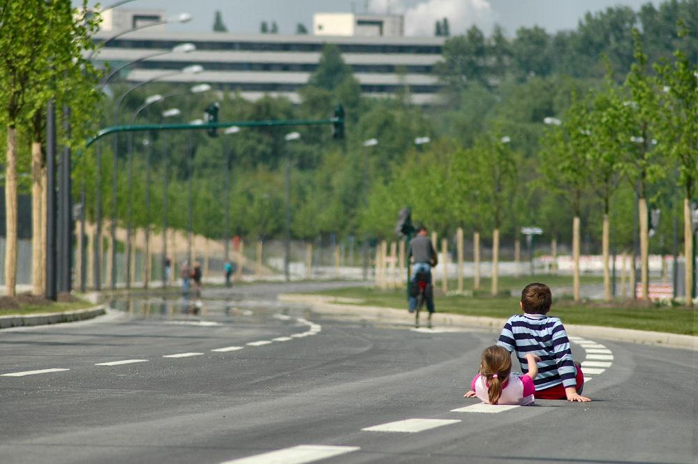 Wie der Boulevard sich anfühlt...