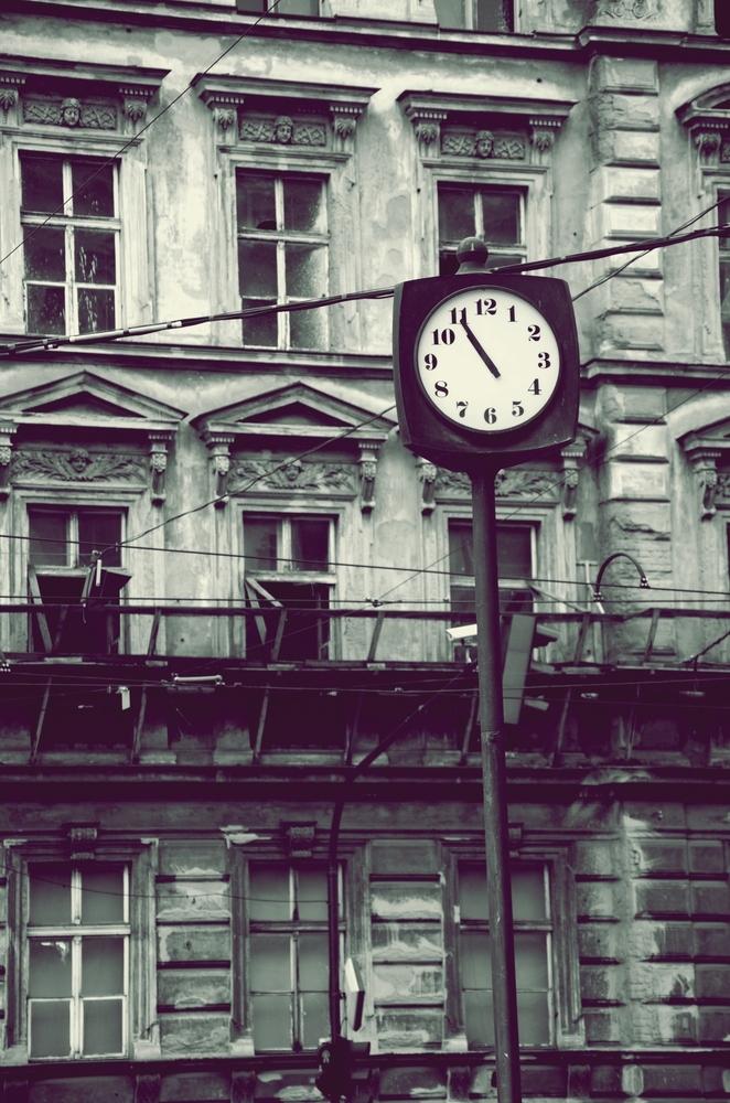 Wie die Zeit vergeht