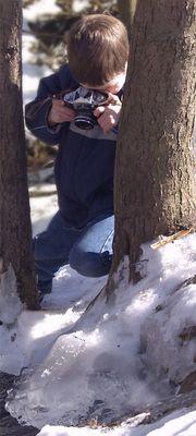 Wie fotografiert man Kälte?