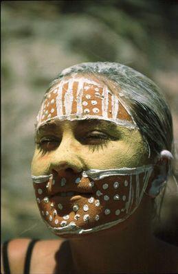 Wie fühlt man sich als Aborigine?