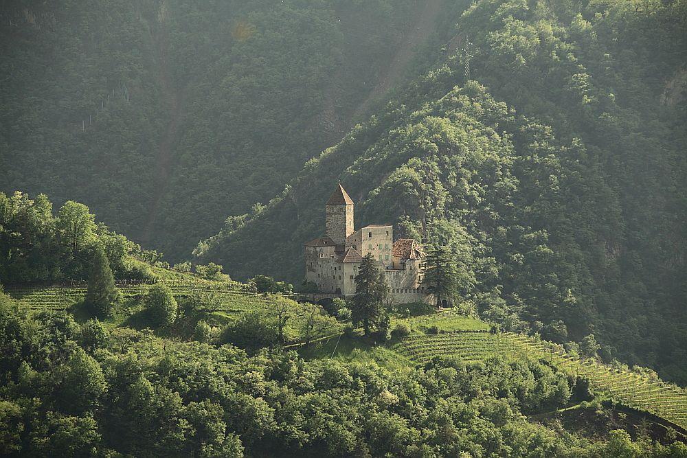Wie heißt diese Burg ....