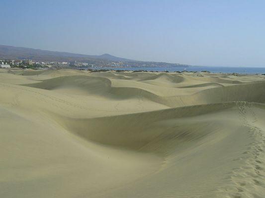 .. wie Sand am Meer
