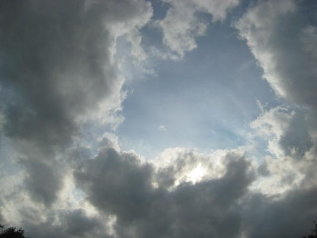 wie schnell verändern sich die wolken
