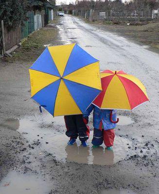 Wie schön ist doch der Regen !!!