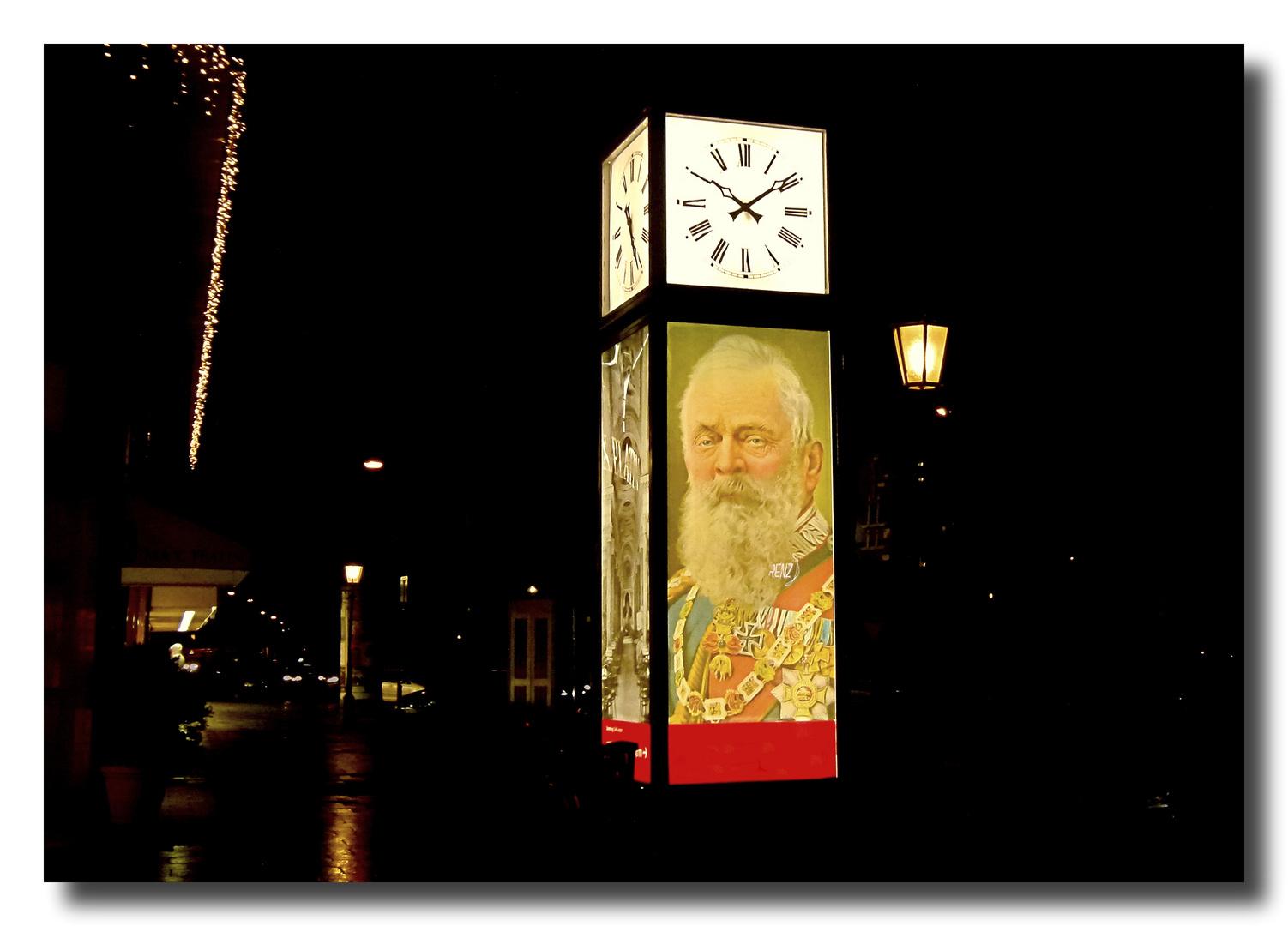 Wie spät ist es? _ / _ What's the Time?