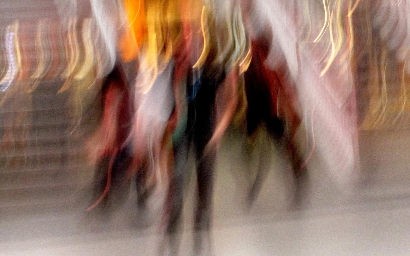 Wie Tanzende II
