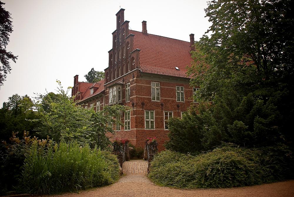 Wie verträumt - Schloss Bergedorf
