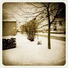 wie war das... Winter ade? (Wetterbericht Himmighofen)