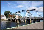 Wiecker Holz - Klappbrücke