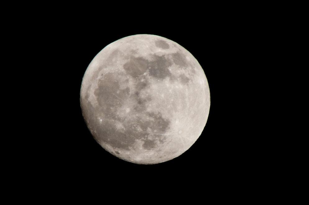 Wieder einmal Mondsüchtig.