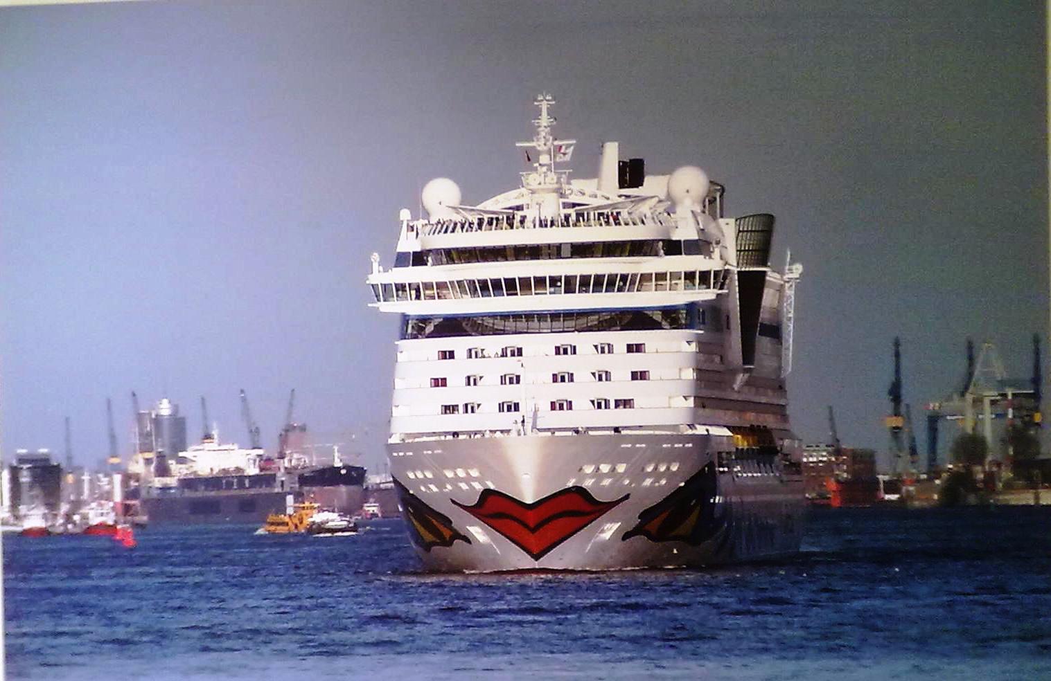 Wieder im Hafen