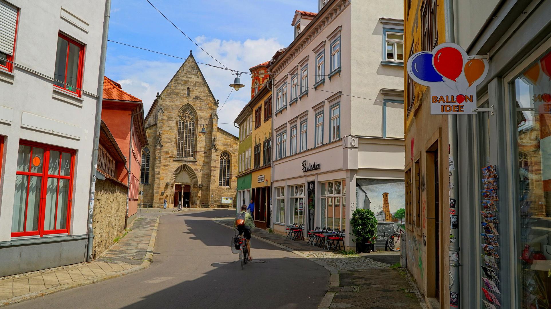 wieder in Erfurt, 10 (en Erfurt otra vez, 10)