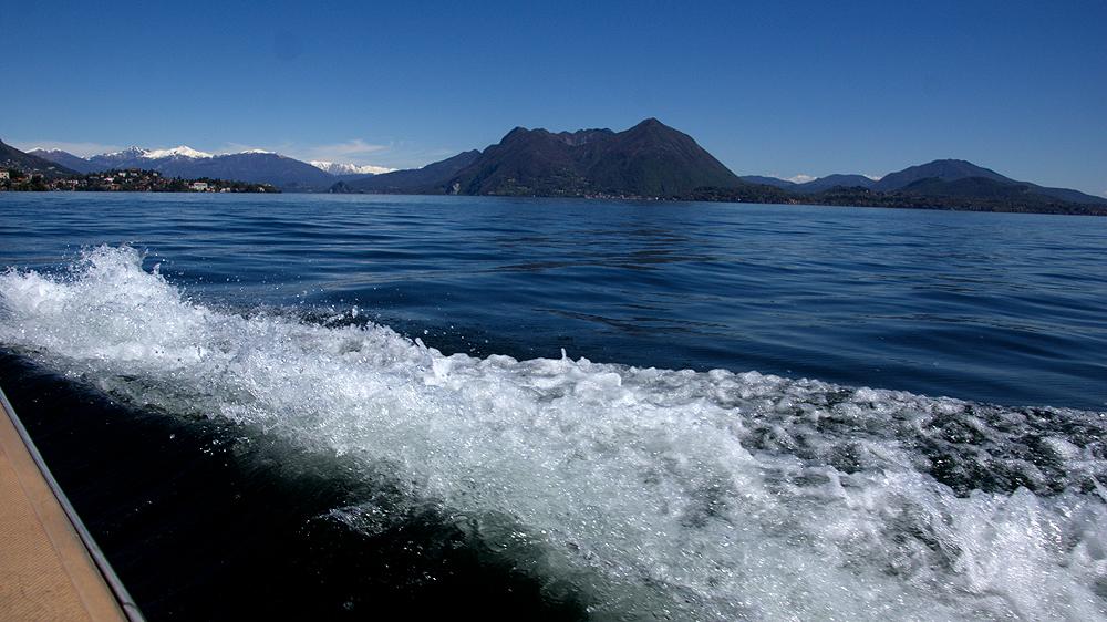 Wieder zurück zum Lago Maggiore :-)