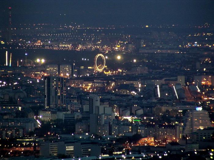 Wien bei Nacht