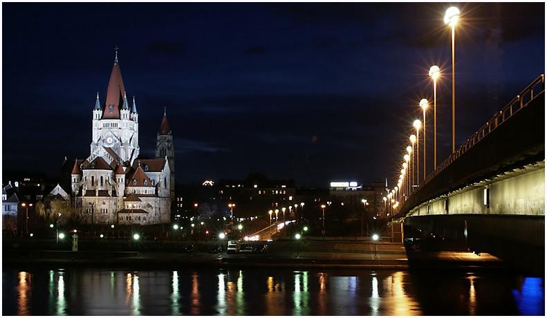 Wien- Blaue Stunde reload