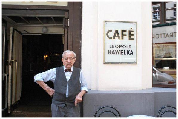Wien - Cafe Hawelka No1