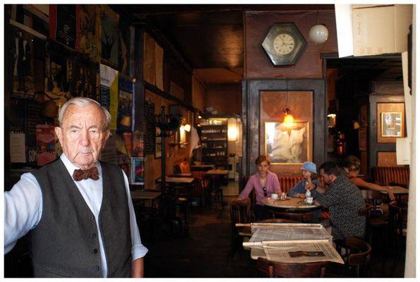 Wien - Cafe Hawelka No2