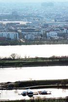 Wien, Donaukanal und Donau