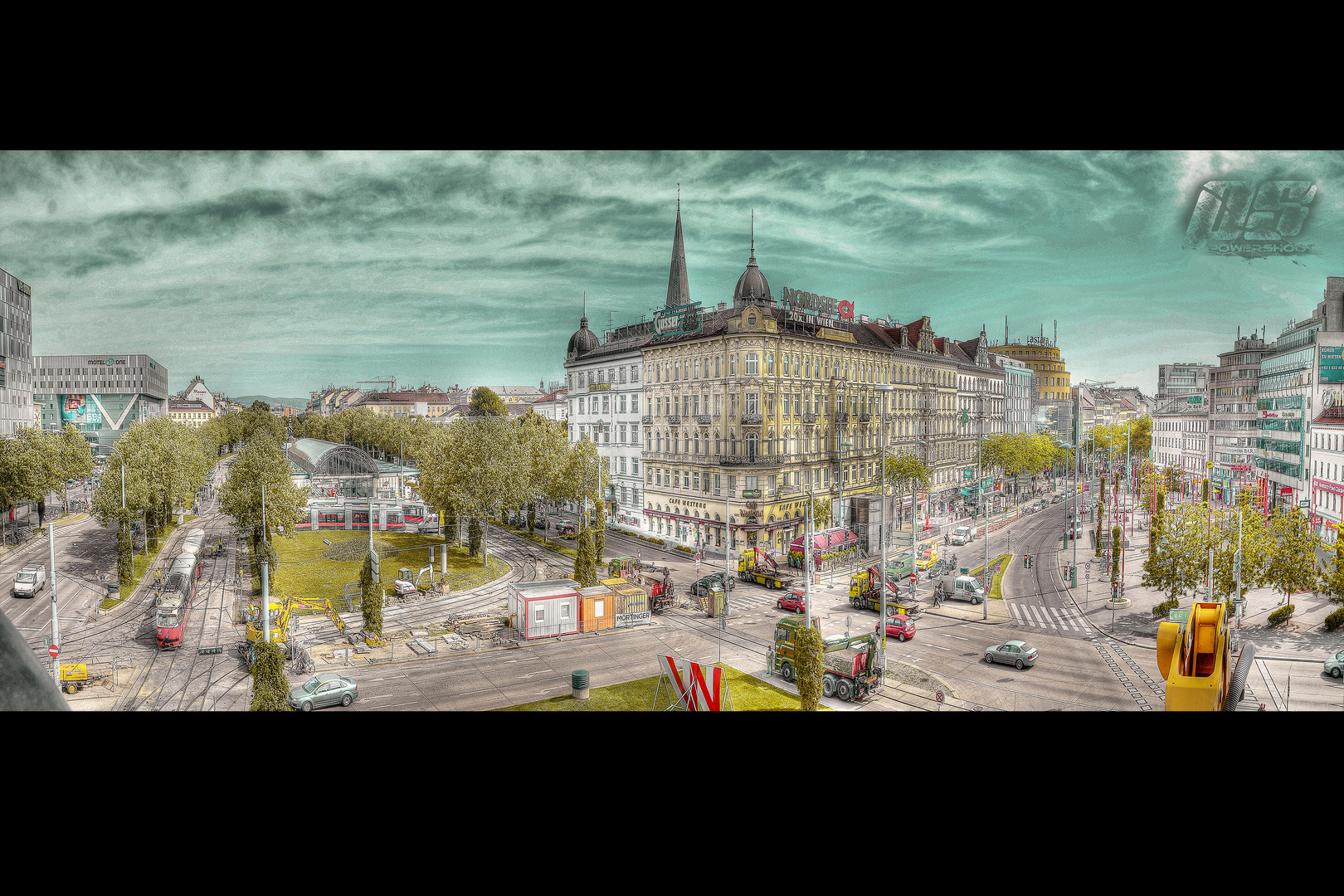 Wien - Europaplatz