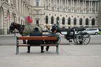 Wien: Fiakerkutscher warten auf Kundschaft