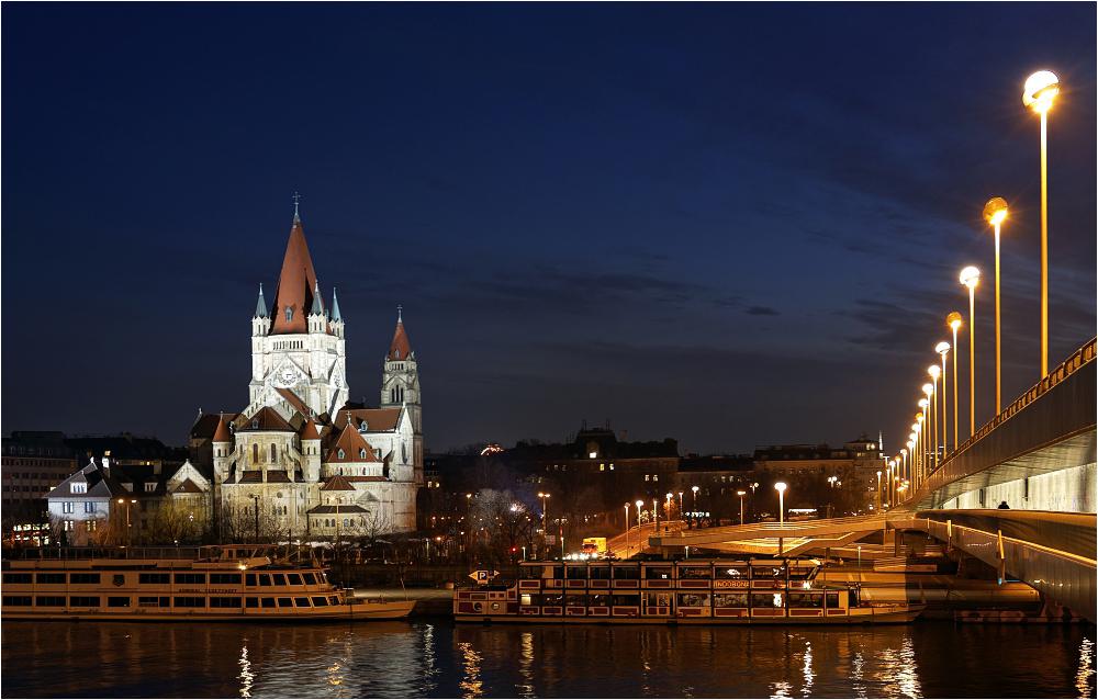 Wien * Franz-von-Assisi-Kirche #1