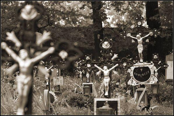 Wien - Friedhof der Namenlosen